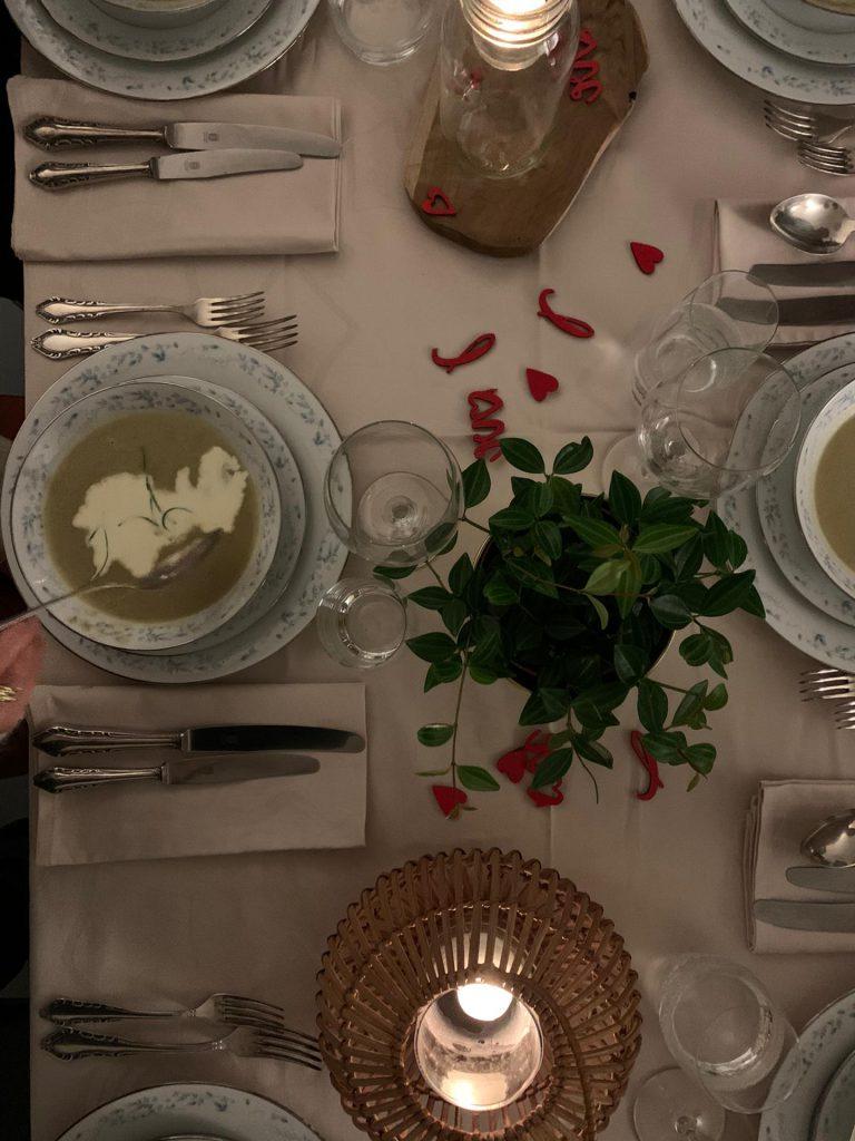 diner of lunch met groept antwerpen