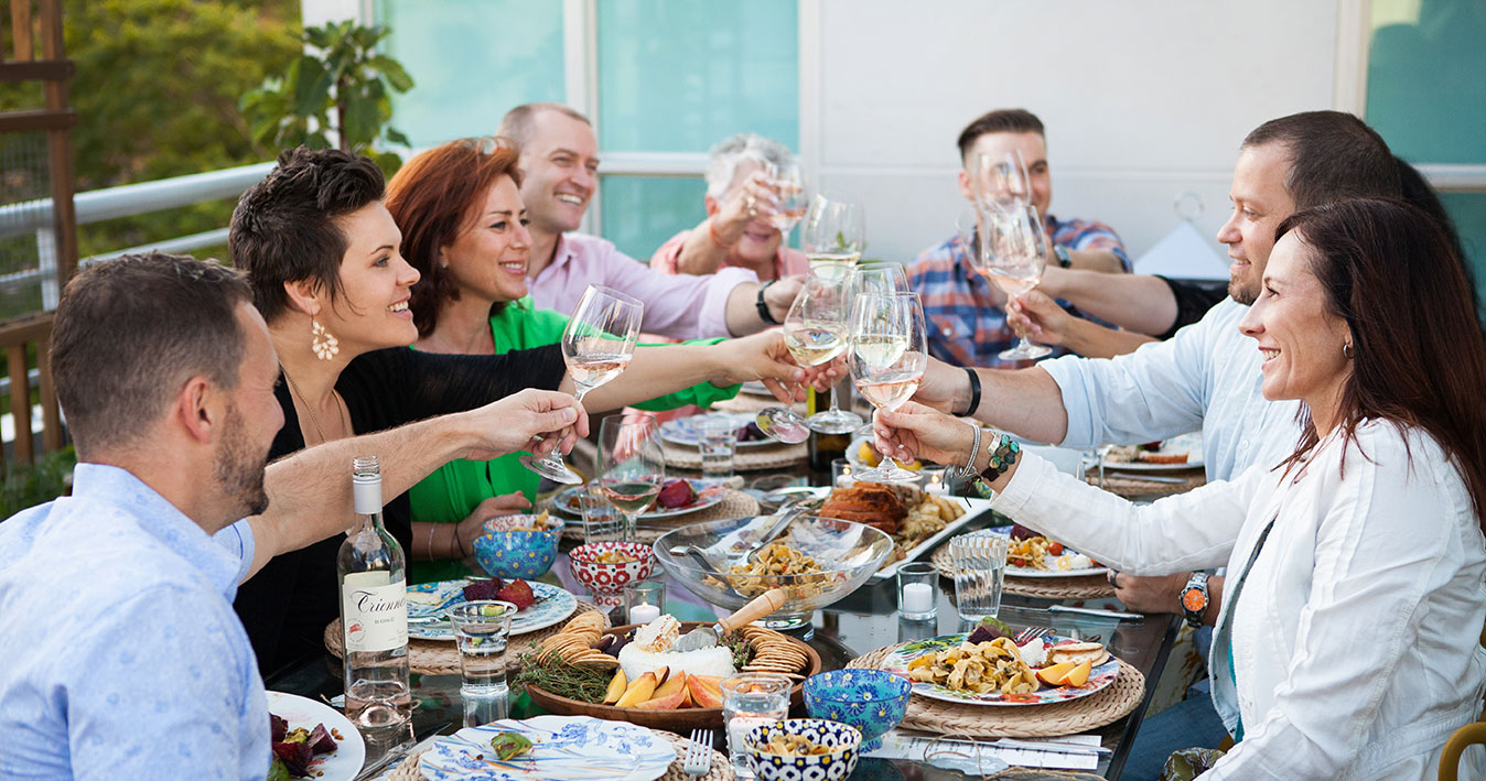 eten in groep antwerpen