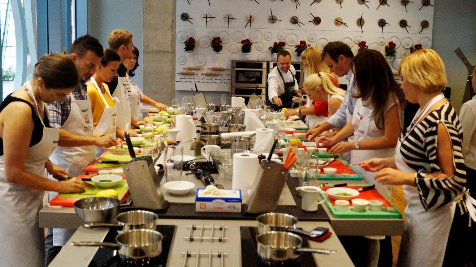 kookworkshop Antwerpen