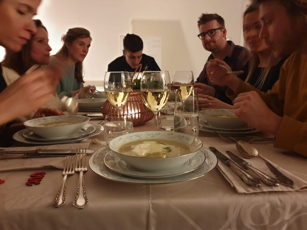 restaurant groep eten antwerpen